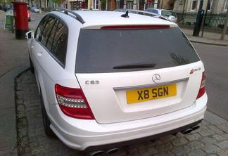 Mercedes-Benz C 63 AMG Estate DR520