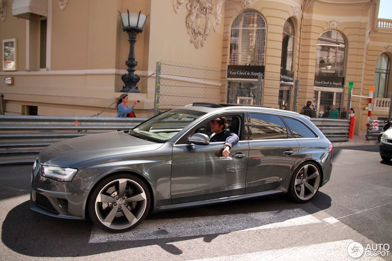 Audi Rs4 Avant B8 31 May 2013 Autogespot