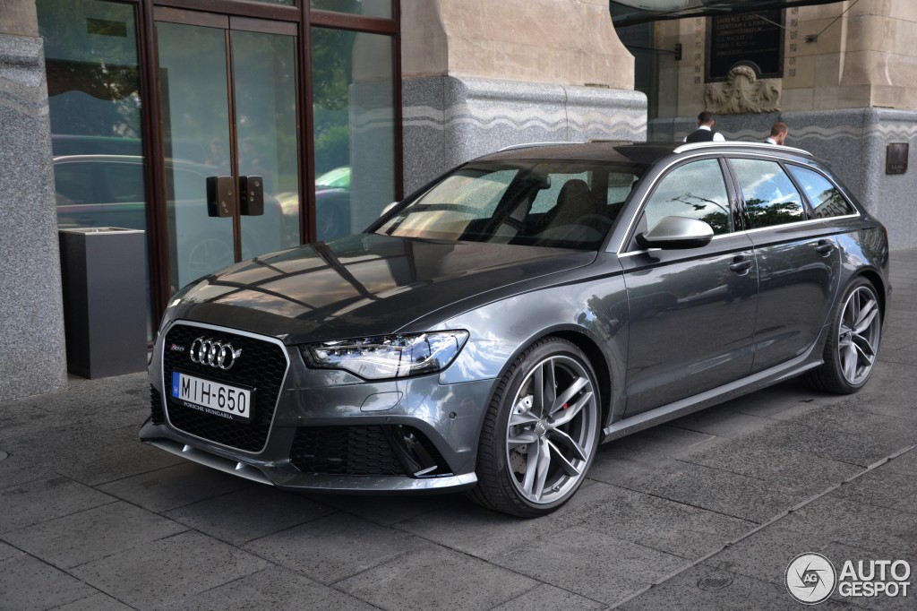 Audi rs6 usata 13