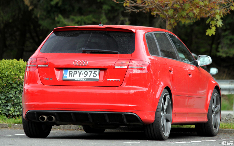 Audi MTM RS3 Sportback - 31 mei 2013 - Autogespot