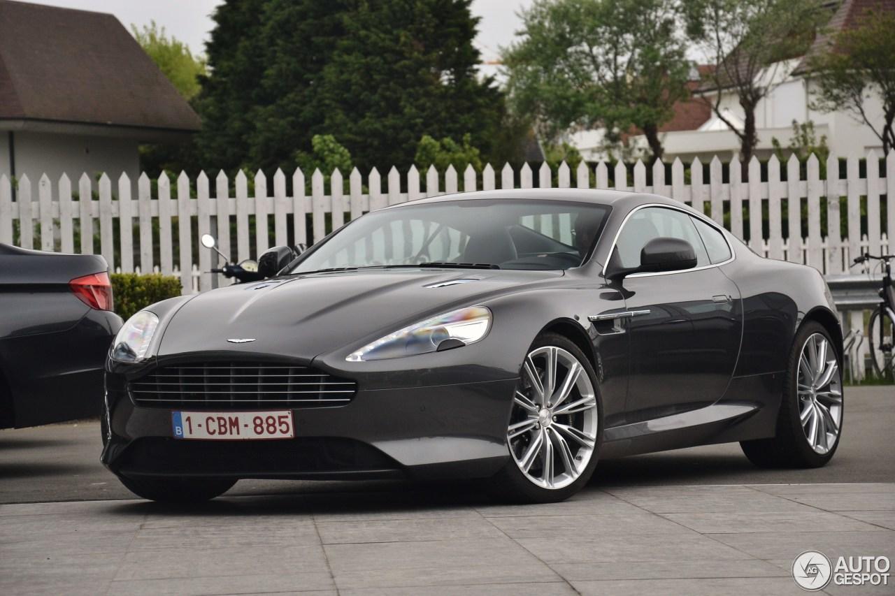Aston Martin Virage 2011 4 Juni 2013 Autogespot