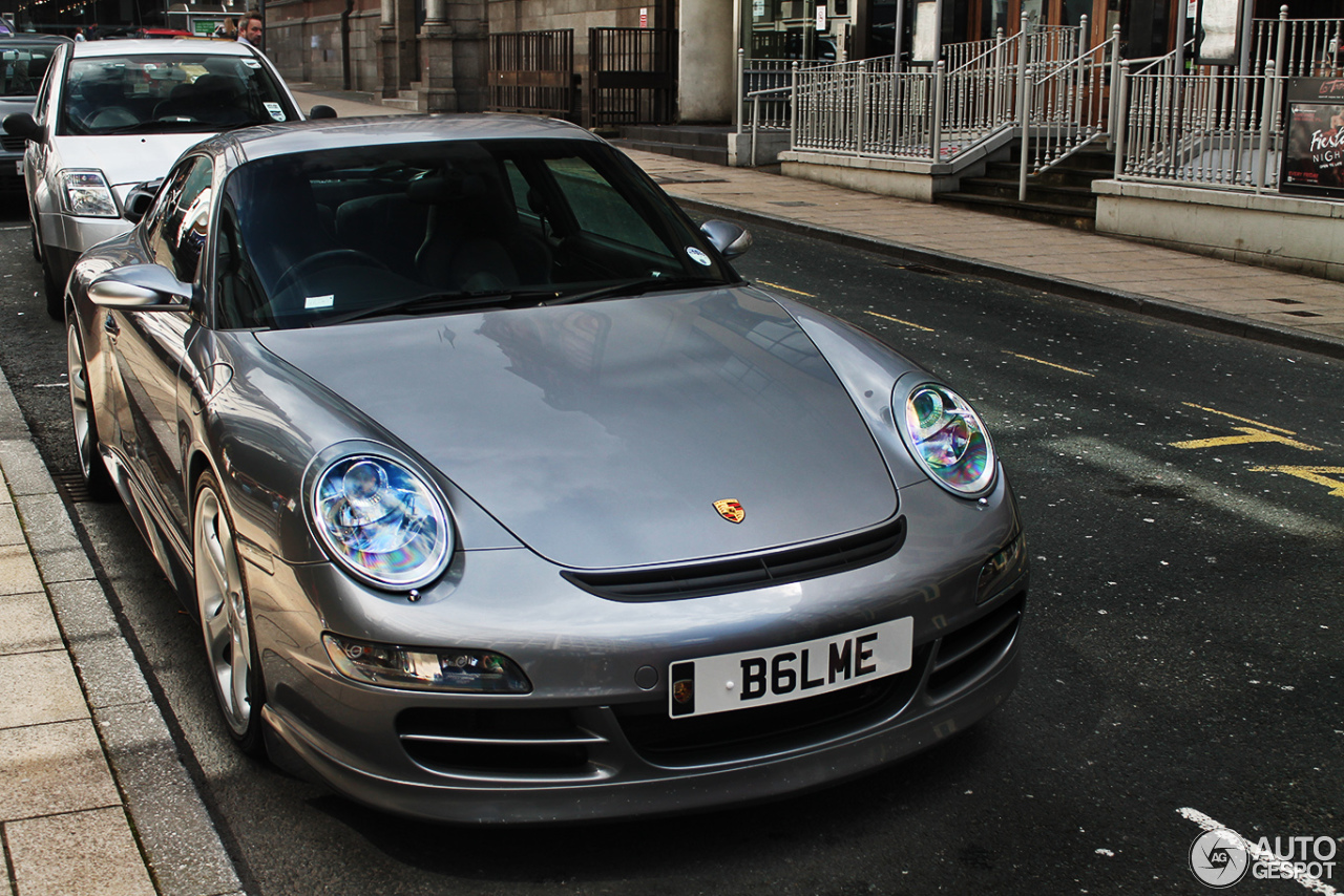 Porsche 997 Techart Carrera S Mki 4 June 2013 Autogespot