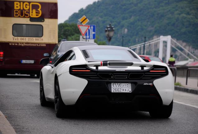McLaren 12C RevoZport RHZ