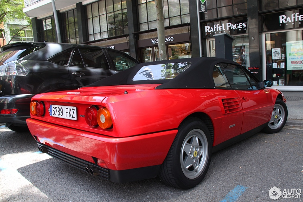 ferrari mondial t cabriolet 8 june 2013 autogespot. Black Bedroom Furniture Sets. Home Design Ideas