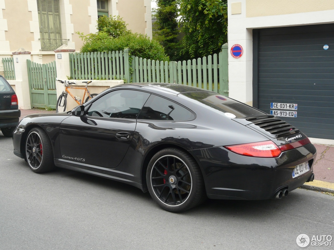 porsche 997 carrera 4 gts 11 juni 2013 autogespot. Black Bedroom Furniture Sets. Home Design Ideas