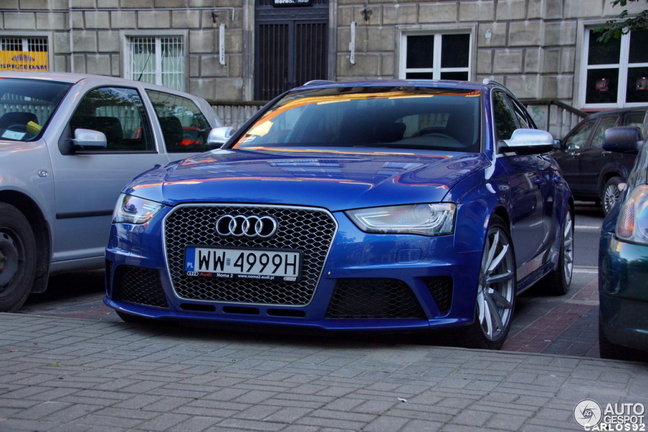 Audi a4 avant b7 special edition