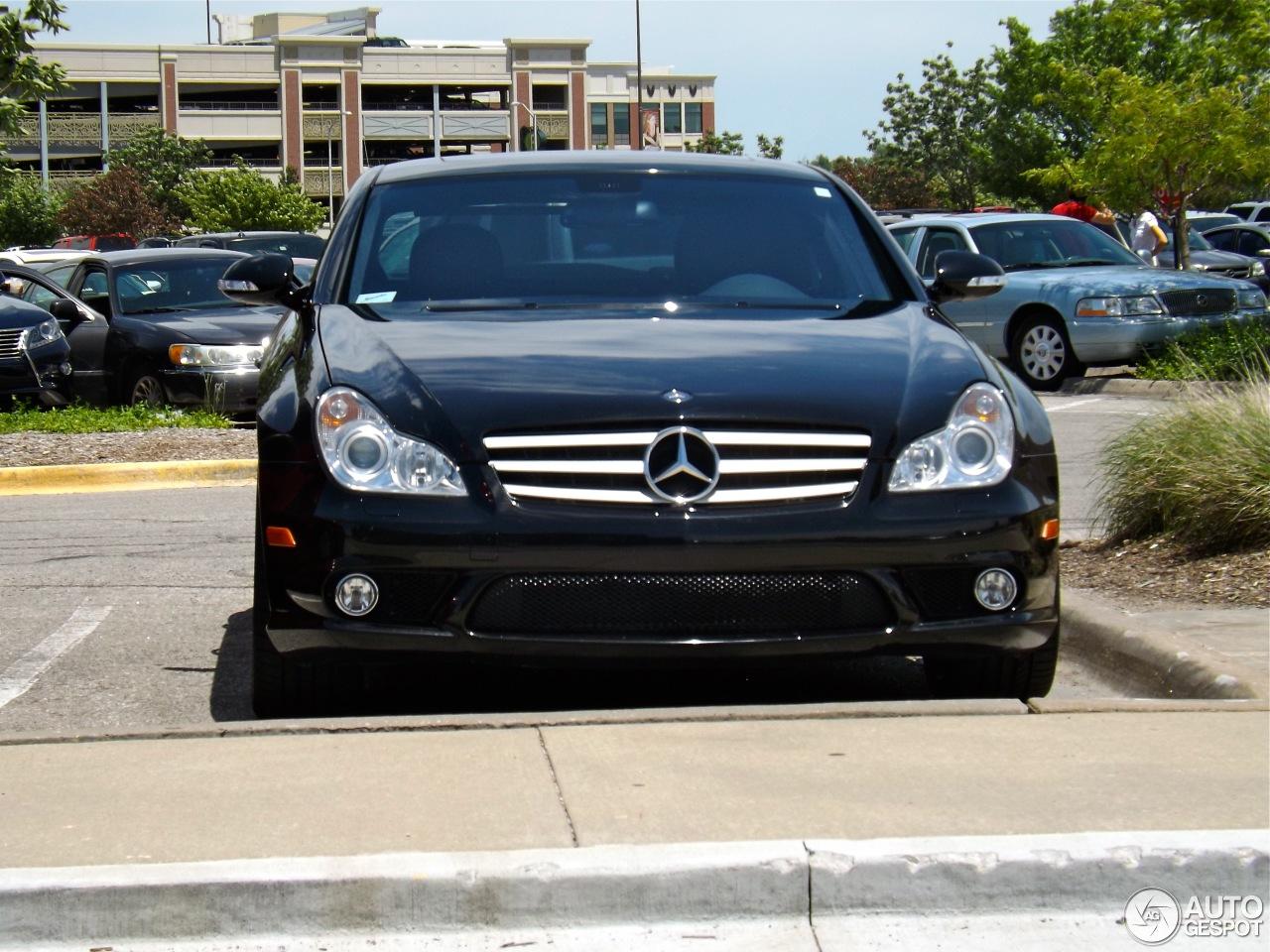 Mercedes benz cls 55 amg 13 june 2013 autogespot for Mercedes benz cl 55 amg