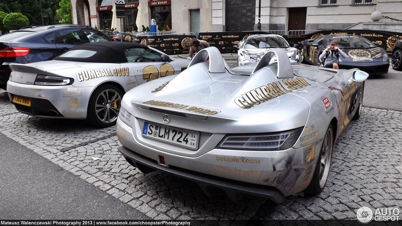 Mercedes benz slr mclaren stirling moss 14 june 2013 for Moss motors mercedes benz