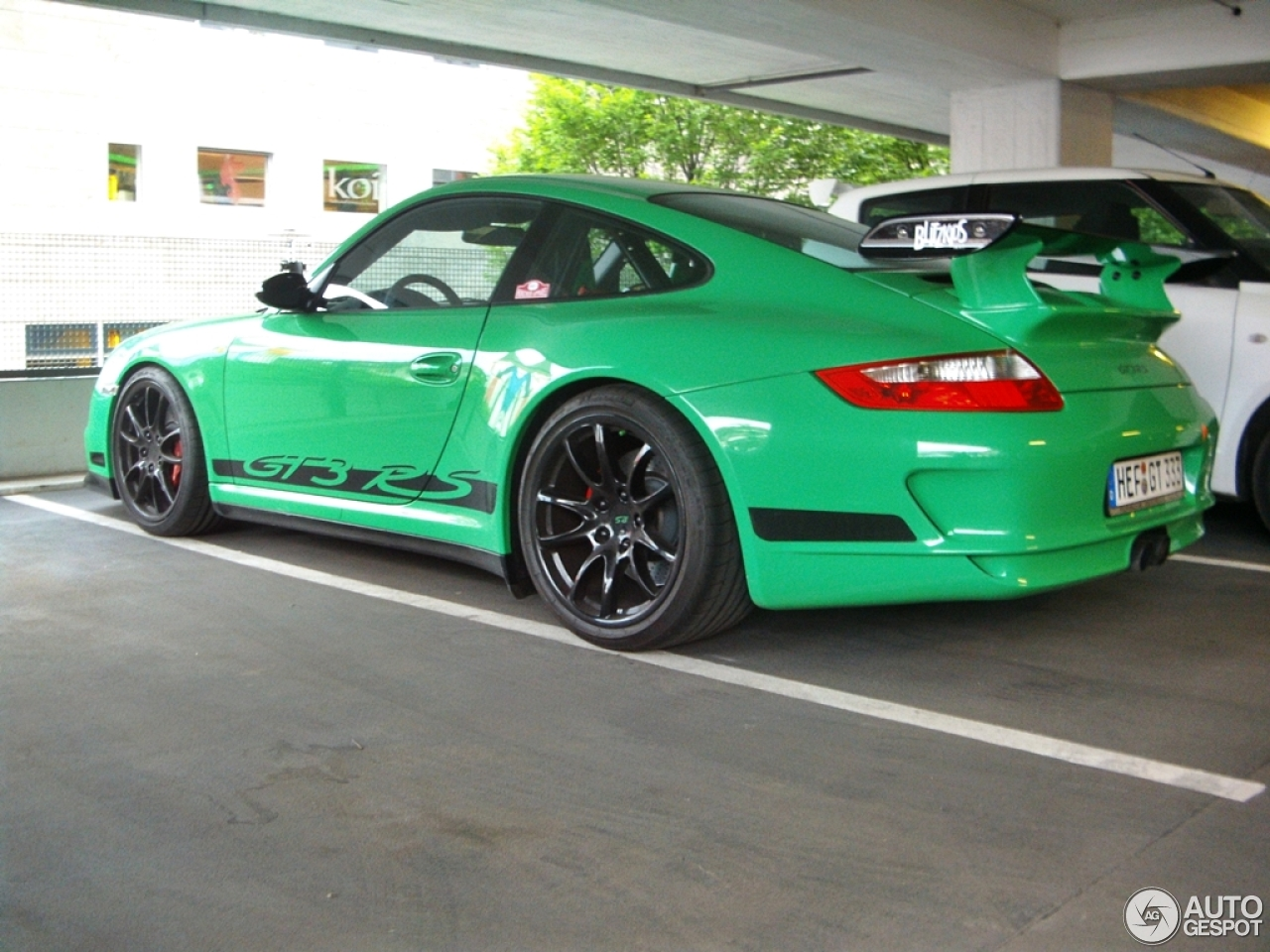 Porsche 997 Gt3 Rs Mki 14 June 2013 Autogespot
