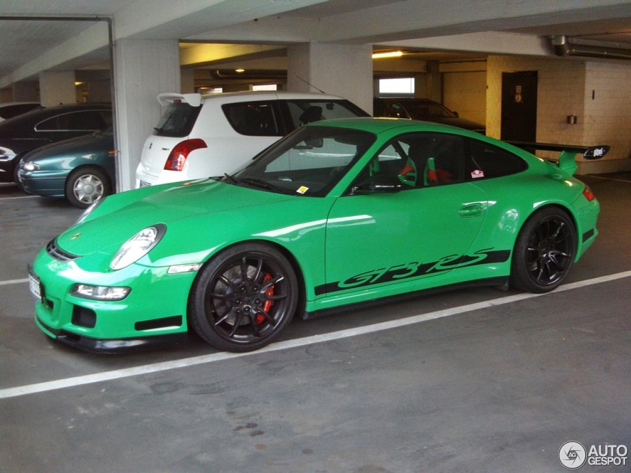Porsche 997 Gt3 Rs Mki 14 June 2013 Autogespot