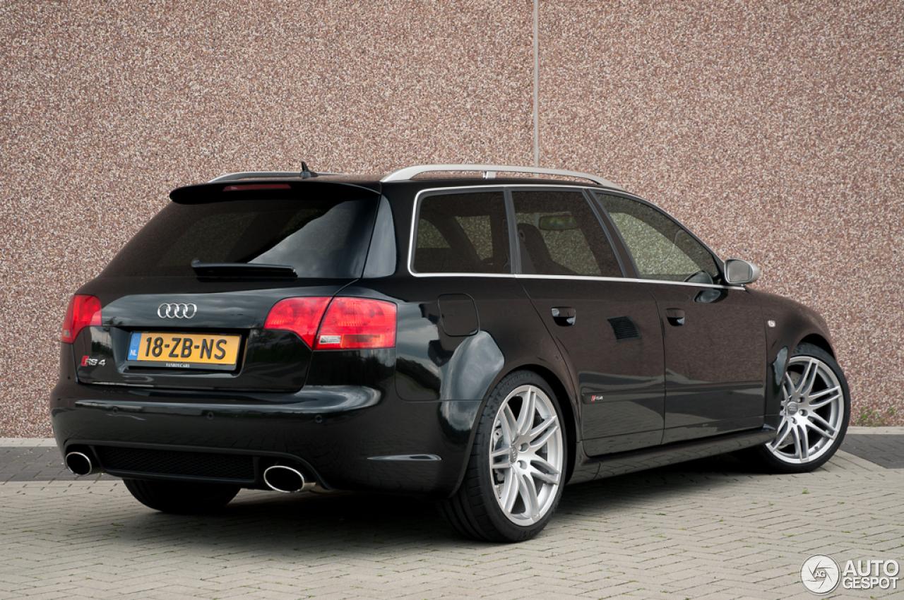 Audi RS Avant B June Autogespot - 2005 audi rs4