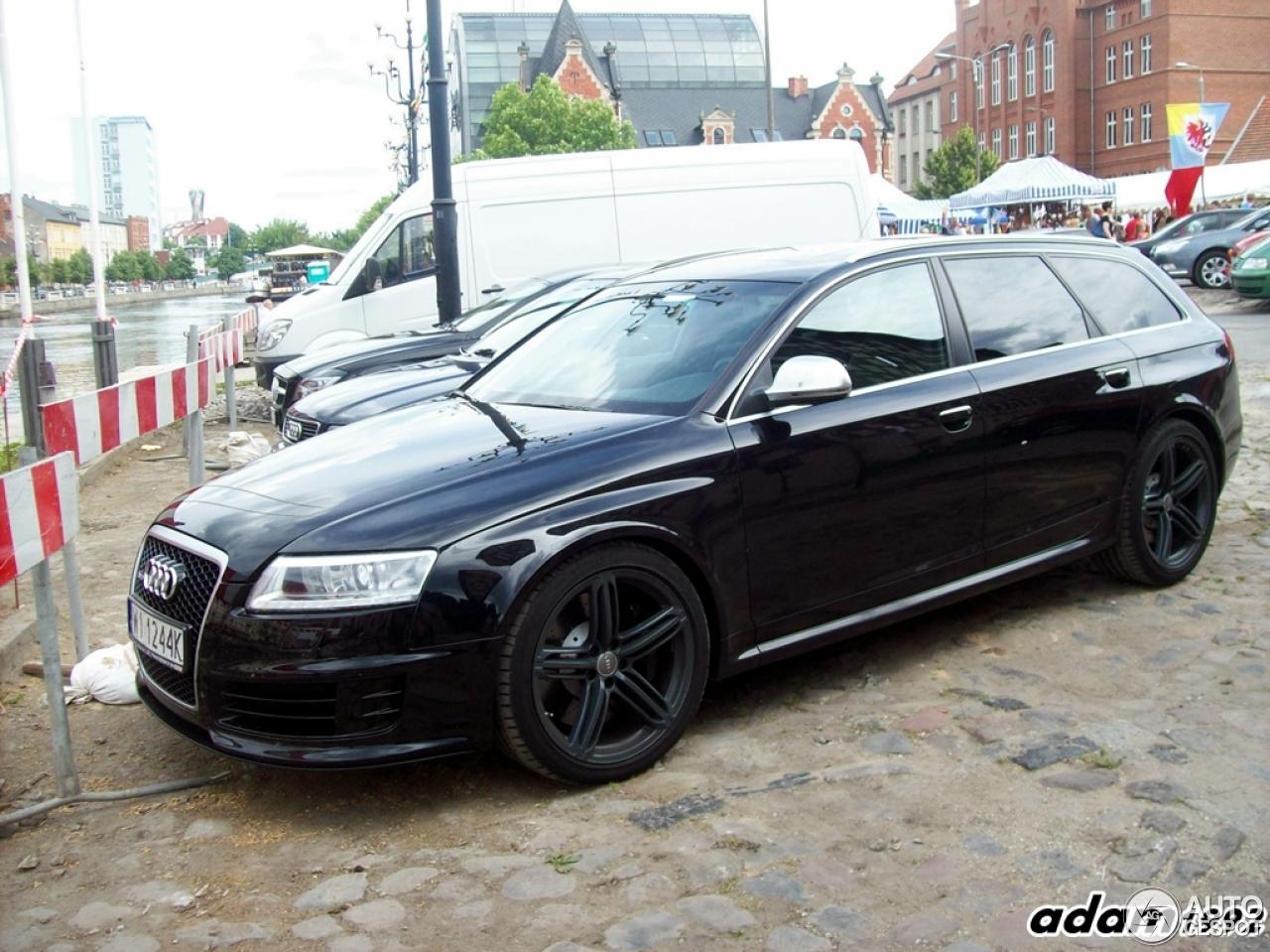 Audi Rs6 Avant C6 16 Czerwiec 2013 Autogespot
