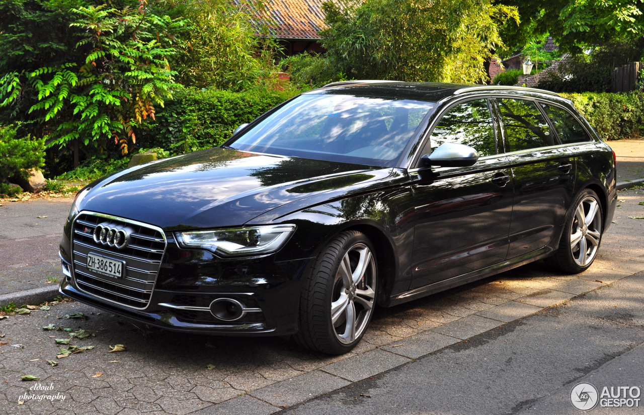 audi s6 avant c7 18 june 2013 autogespot. Black Bedroom Furniture Sets. Home Design Ideas