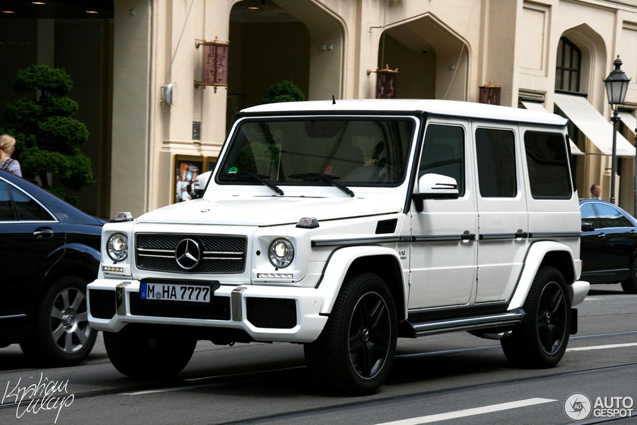 Mercedes 6X6 For Sale >> Mercedes-Benz G 65 AMG - 22 June 2013 - Autogespot