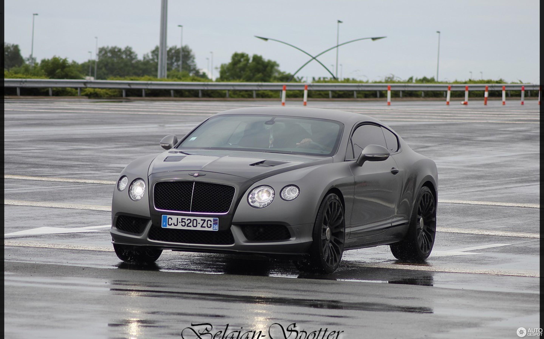 Bentley Mansory Continental GT V8 22 Juni 2013 Autogespot
