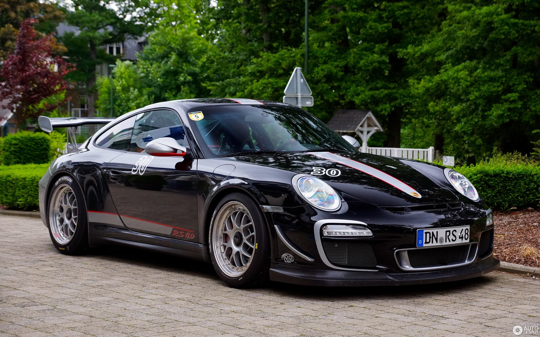 Porsche 997 GT3 RS 4.0 - 23 June 2013 - Autogespot