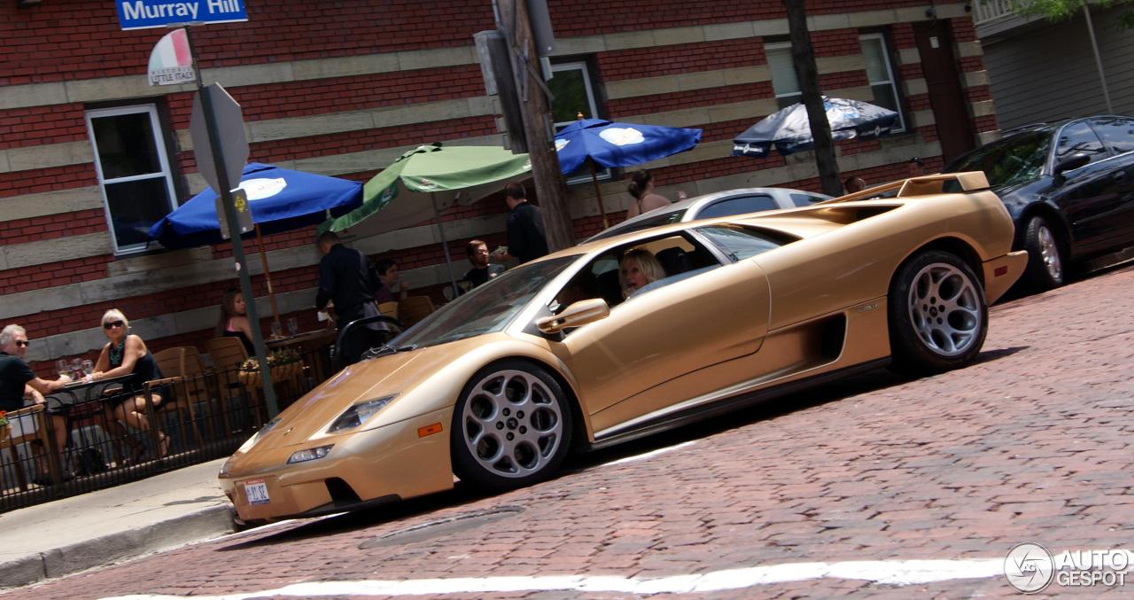 Lamborghini Diablo Vt 6 0 Se 24 June 2013 Autogespot