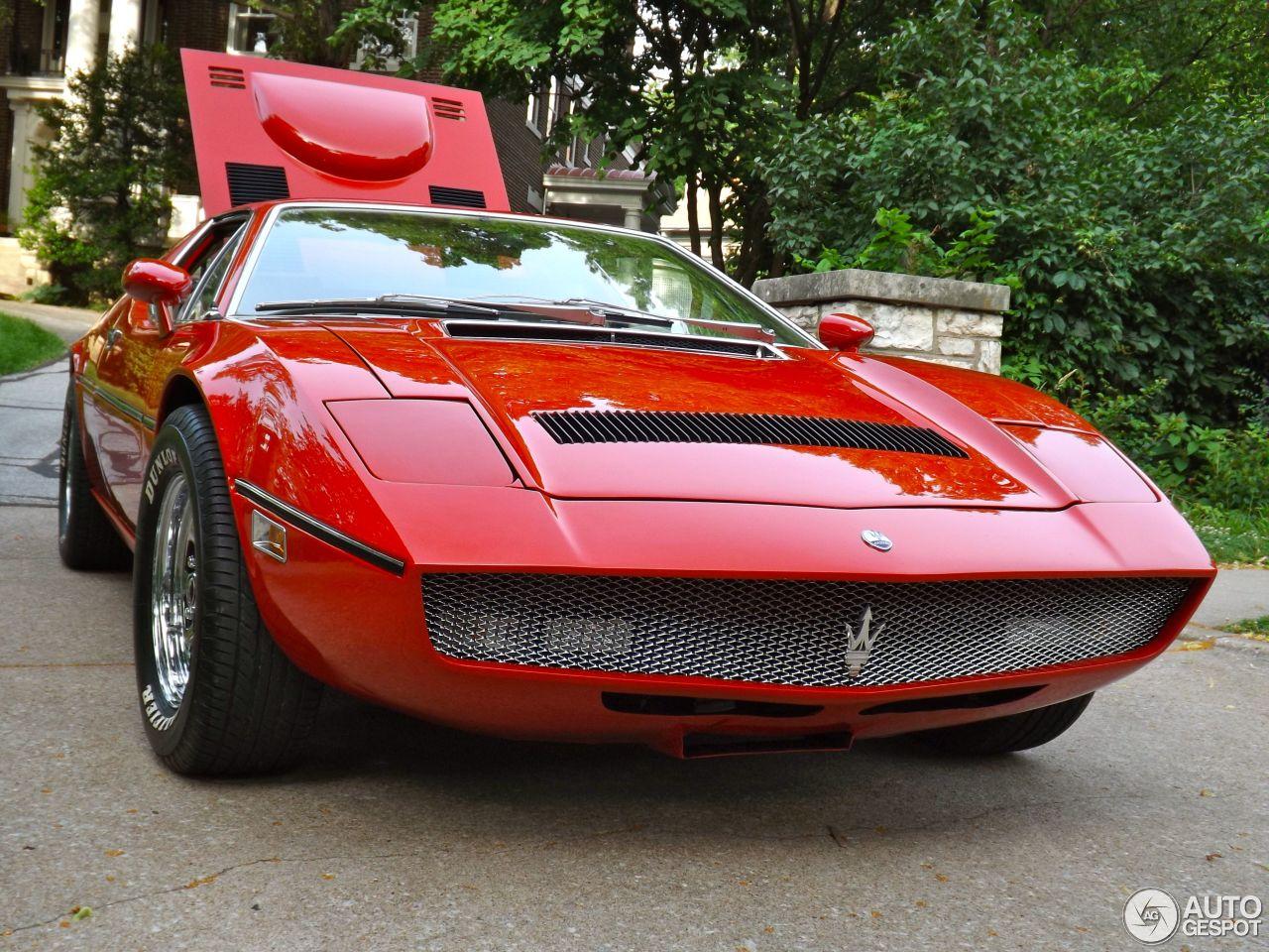 Maserati Merak 24 June 2013 Autogespot