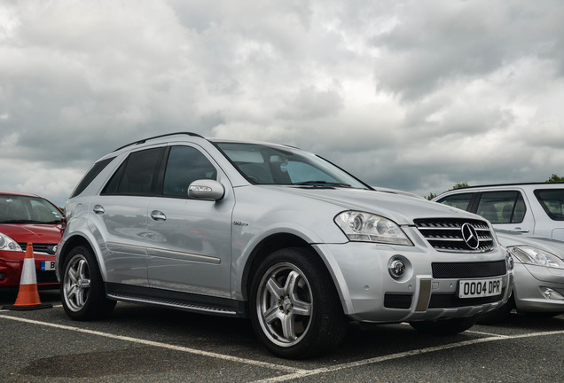 Mercedes-Benz ML 63 AMG W164