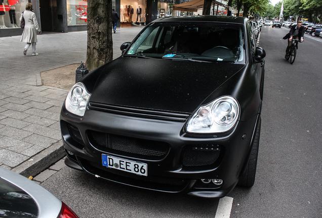 Porsche Hamann Cayenne Turbo S