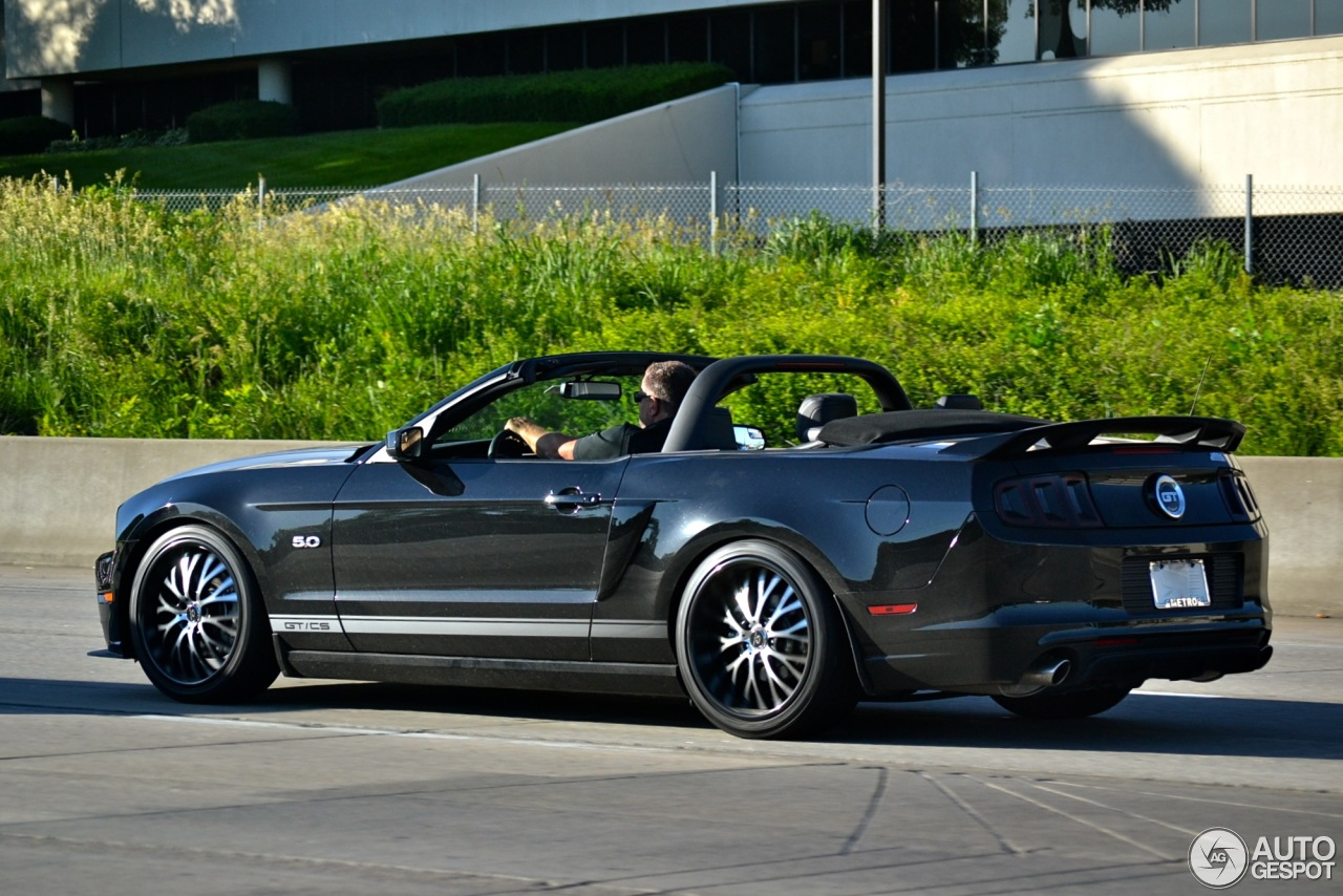 Ford Mustang Gt California Special Convertible 2012 27
