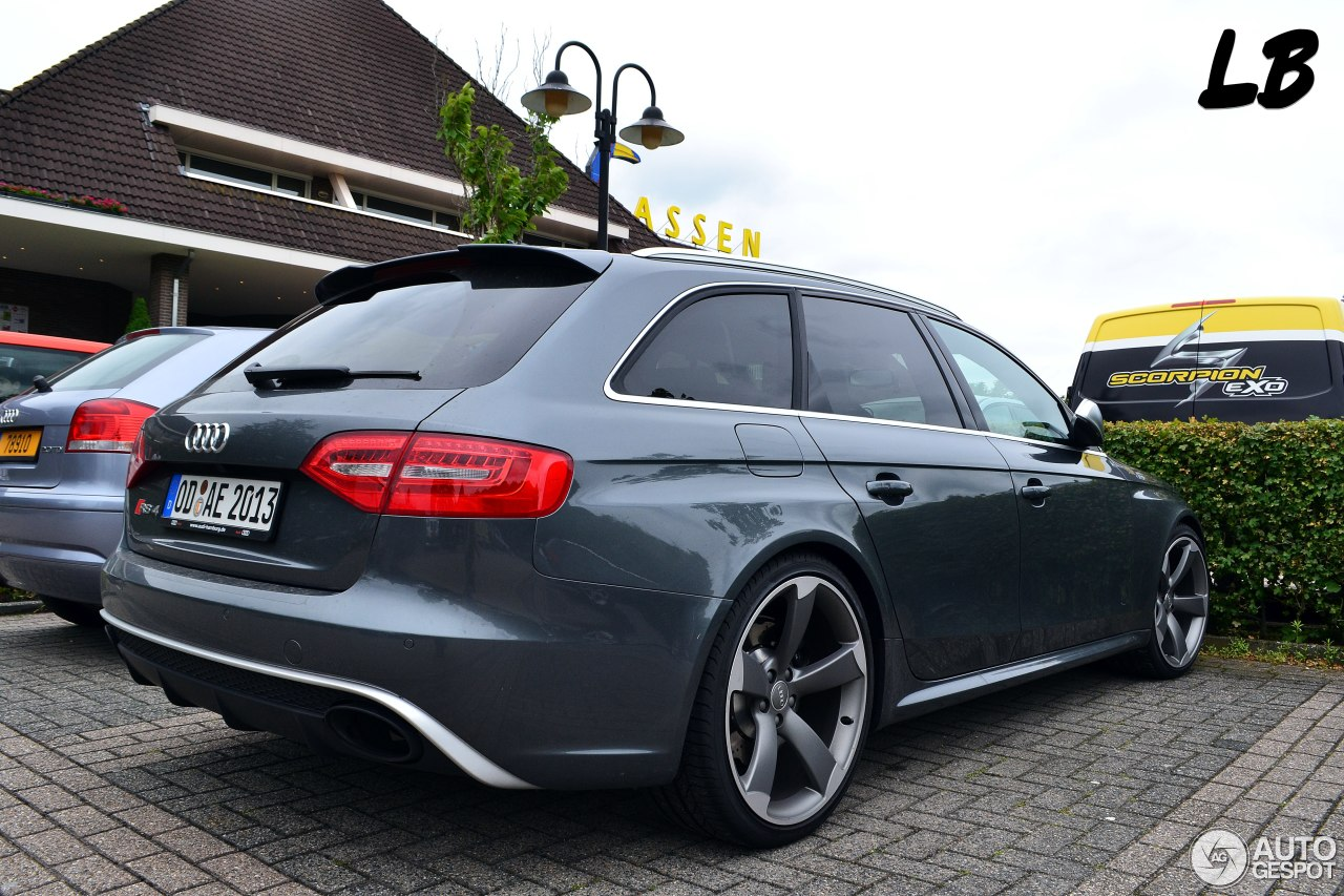 audi rs4 avant b8 28 june 2013 autogespot. Black Bedroom Furniture Sets. Home Design Ideas
