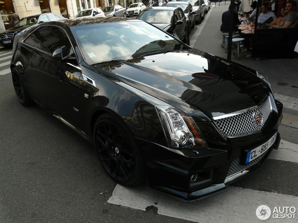 Cadillac Cts V Coupe Hennessey V700 1 July 2013 Autogespot