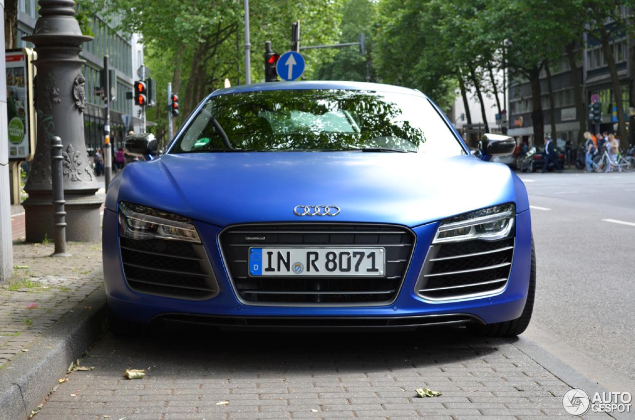 Audi R8 V10 Plus 2013 3 July 2013 Autogespot