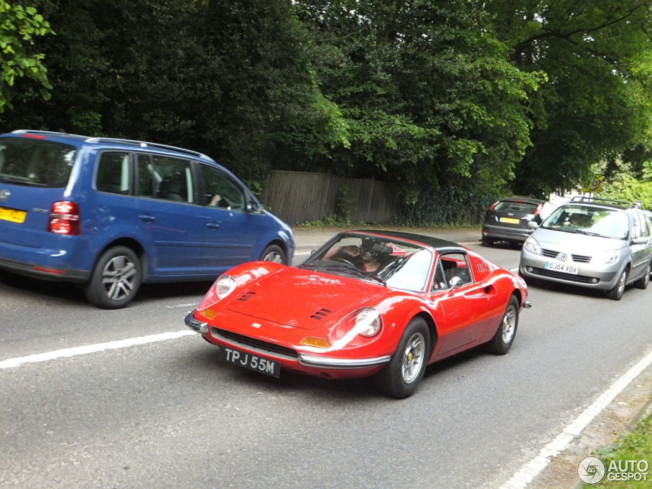 ferrari dino 246 gts 4 july 2013 autogespot. Black Bedroom Furniture Sets. Home Design Ideas