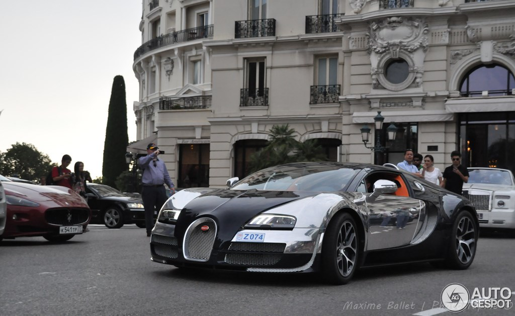 bugatti veyron 16 4 grand sport vitesse 7 july 2013. Black Bedroom Furniture Sets. Home Design Ideas