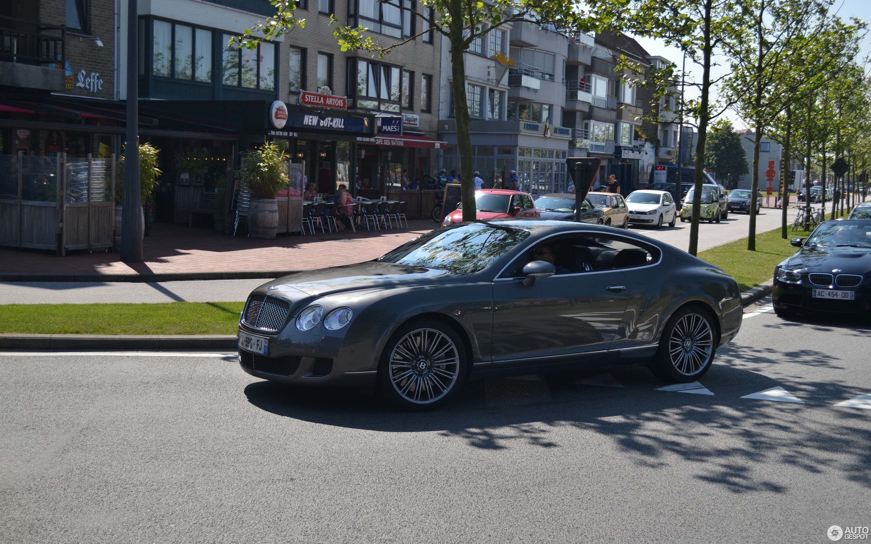 Bentley Continental GT Speed 7 July 2013 Autogespot