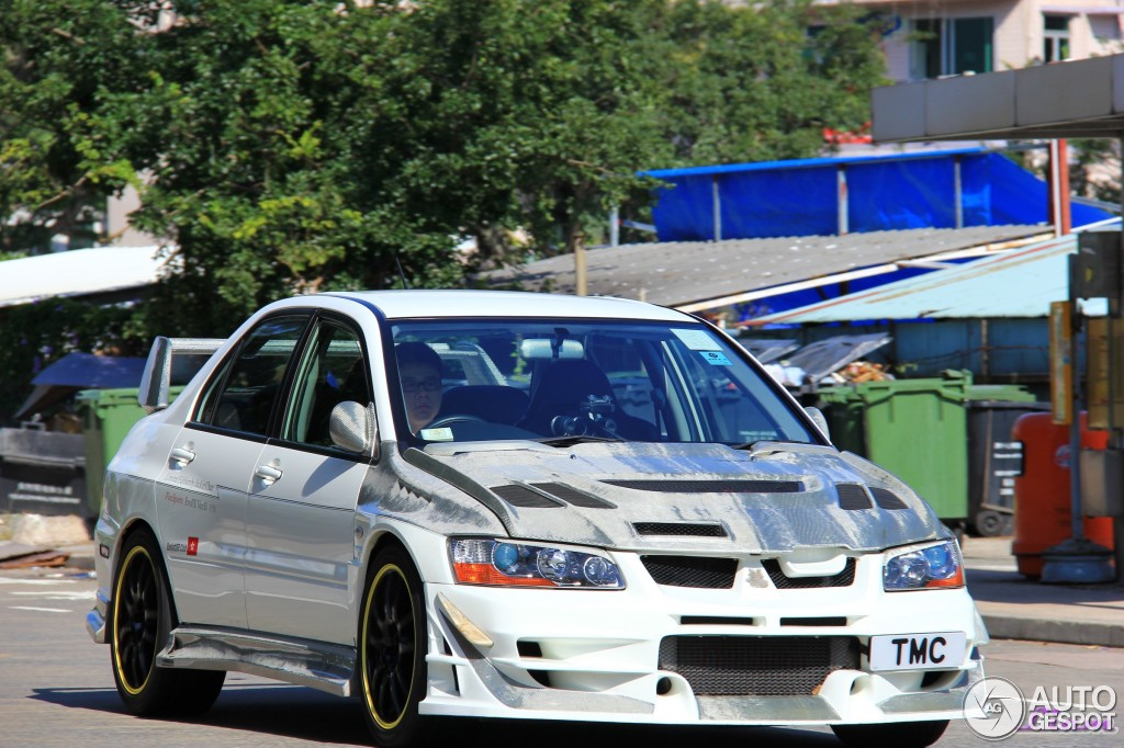 Mitsubishi Lancer Evolution IX Jackie Chan Special Edition - 8 July 2013 - Autogespot