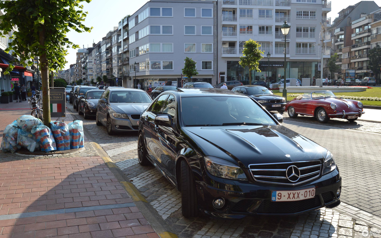 Mercedes Benz C 63 AMG W204 9 July 2013 Autogespot