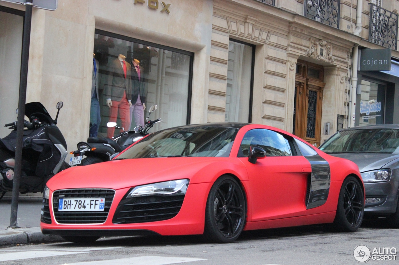 audi r8 11 juillet 2013 autogespot. Black Bedroom Furniture Sets. Home Design Ideas