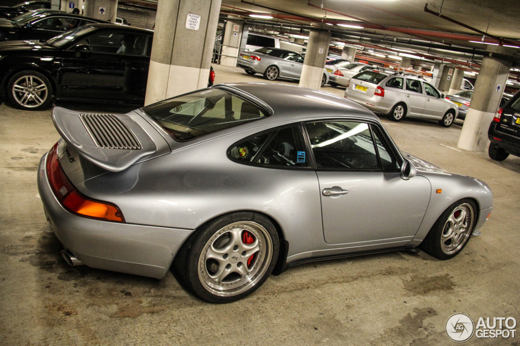 Porsche 993 Carrera Rs 11 July 2013 Autogespot