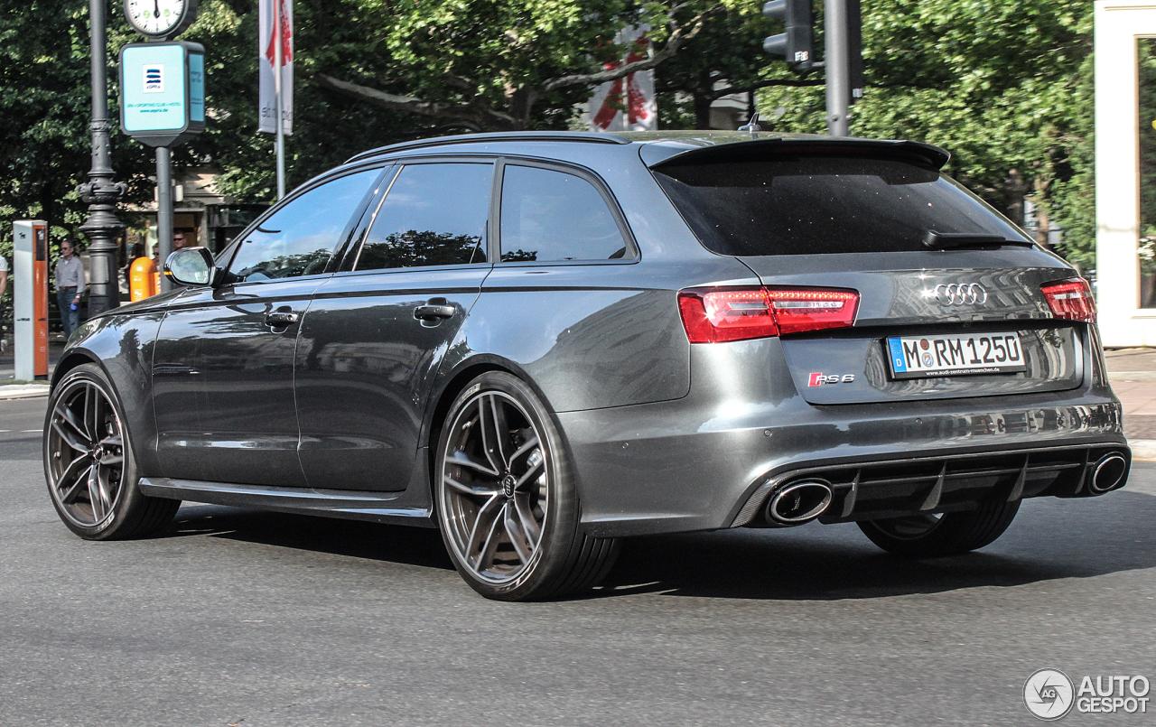 Audi Rs6 Avant C7 14 Juli 2013 Autogespot