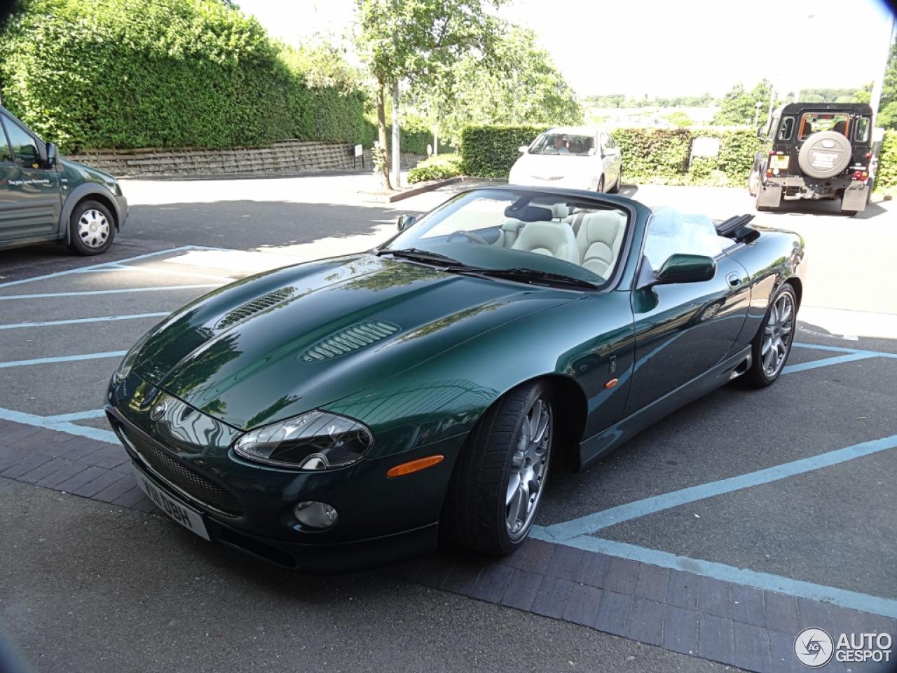 Jaguar Arden XKR Convertible - 14 July 2013 - Autogespot