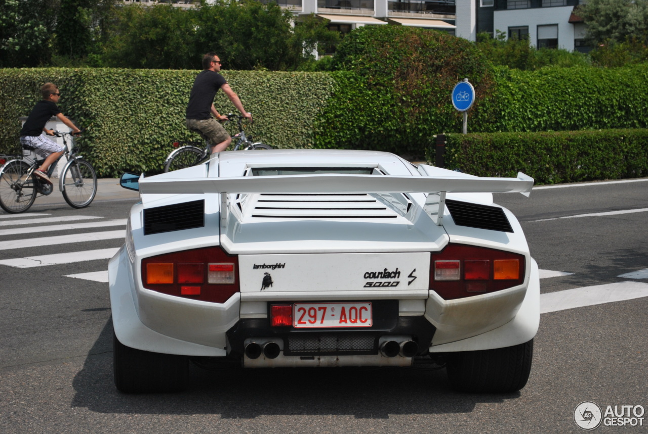 Lamborghini Countach 5000 S 14 July 2013 Autogespot
