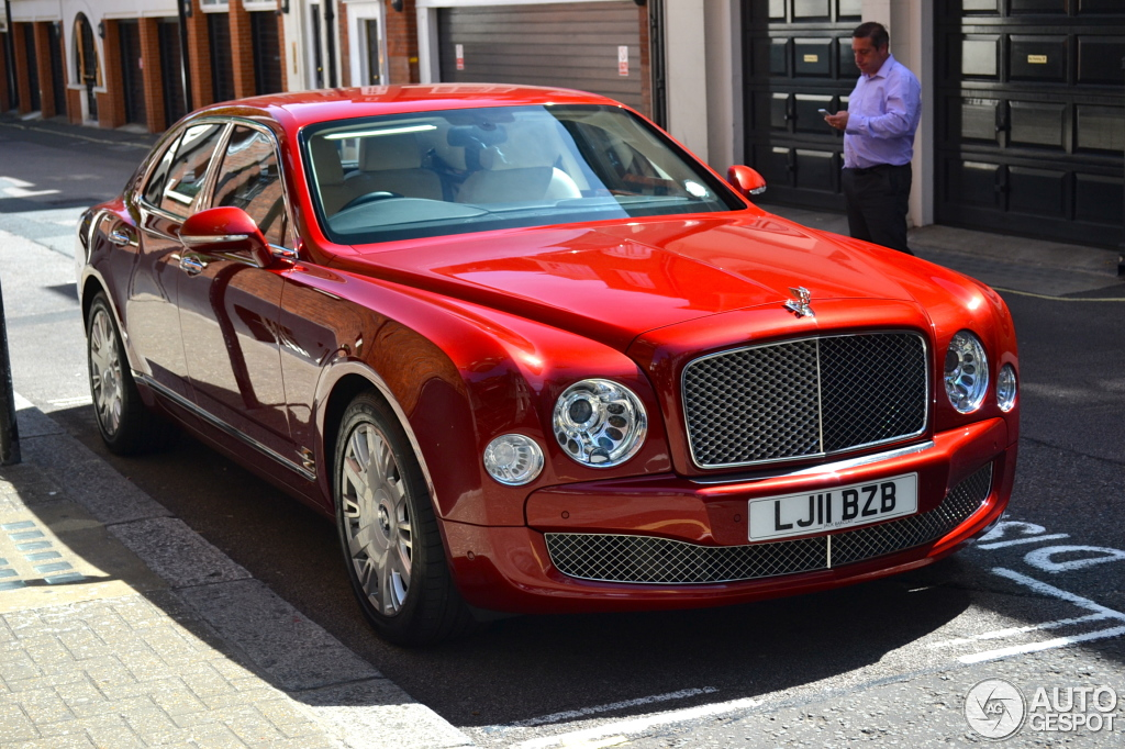 Bentley Mulsanne 2009 15 July 2013 Autogespot