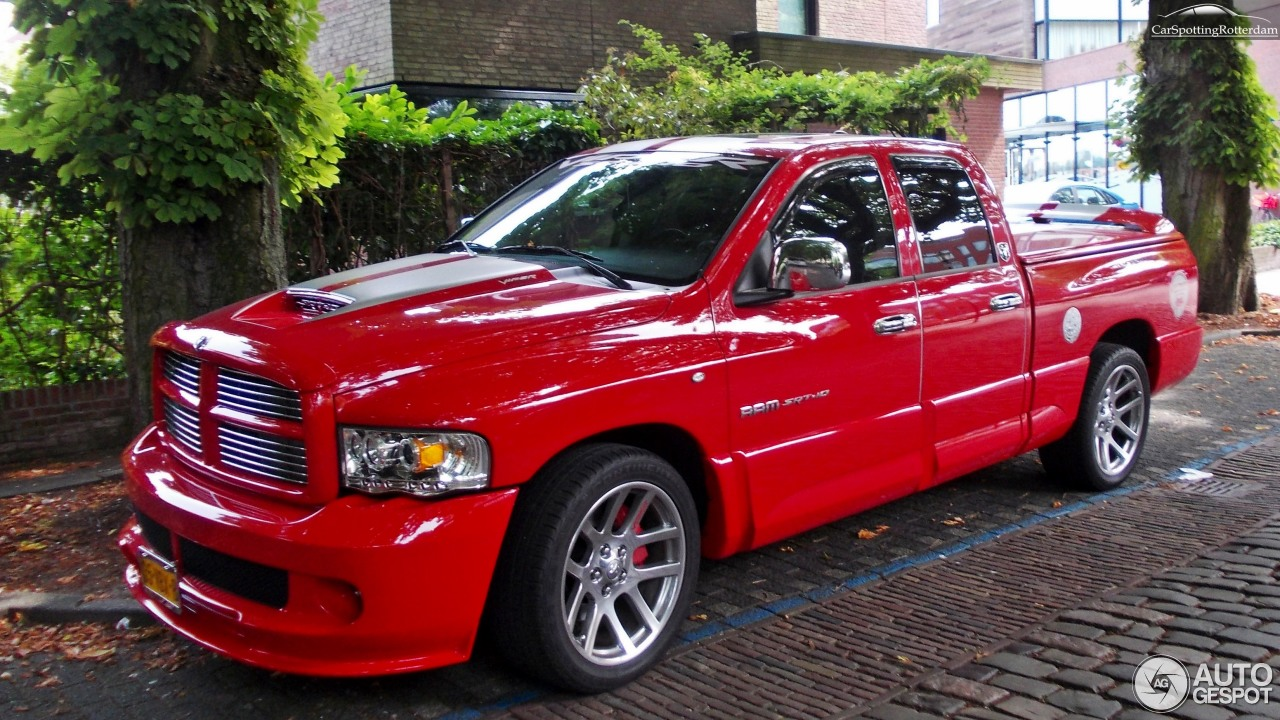 dodge ram srt 10 quad cab 15 juli 2013 autogespot. Black Bedroom Furniture Sets. Home Design Ideas