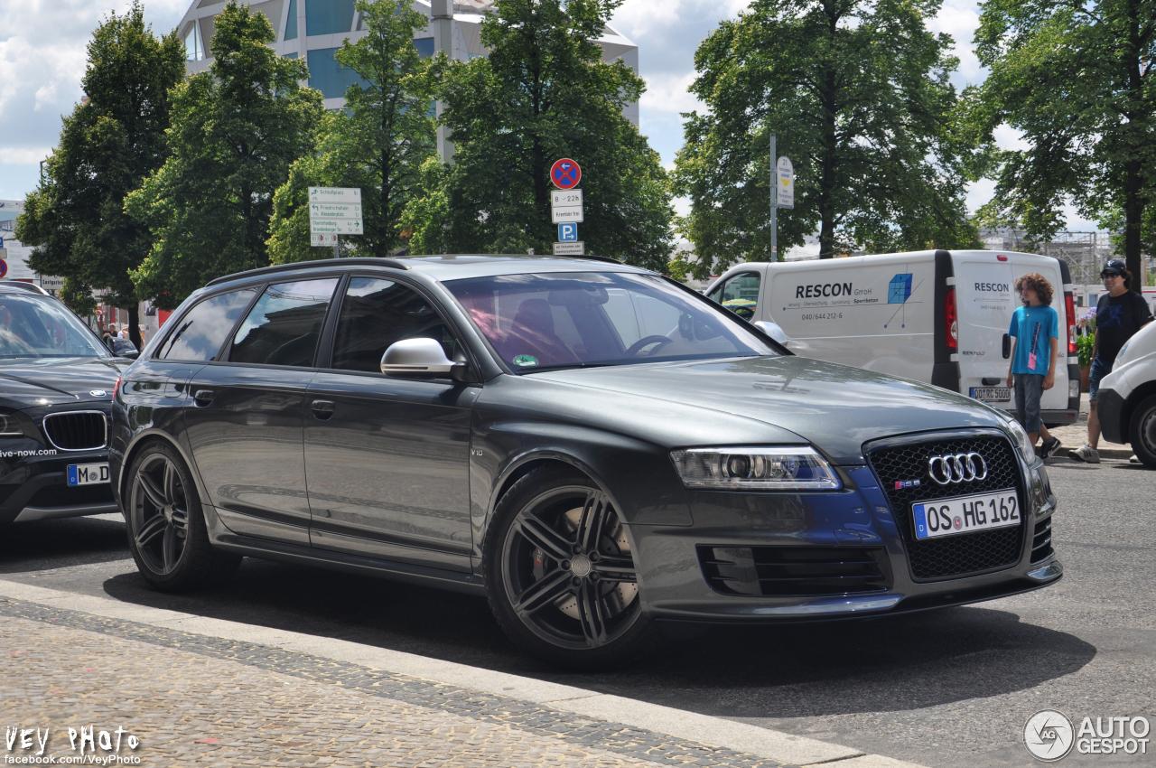 Audi RS6 Avant C6 - 18 Juli 2013 - Autogespot