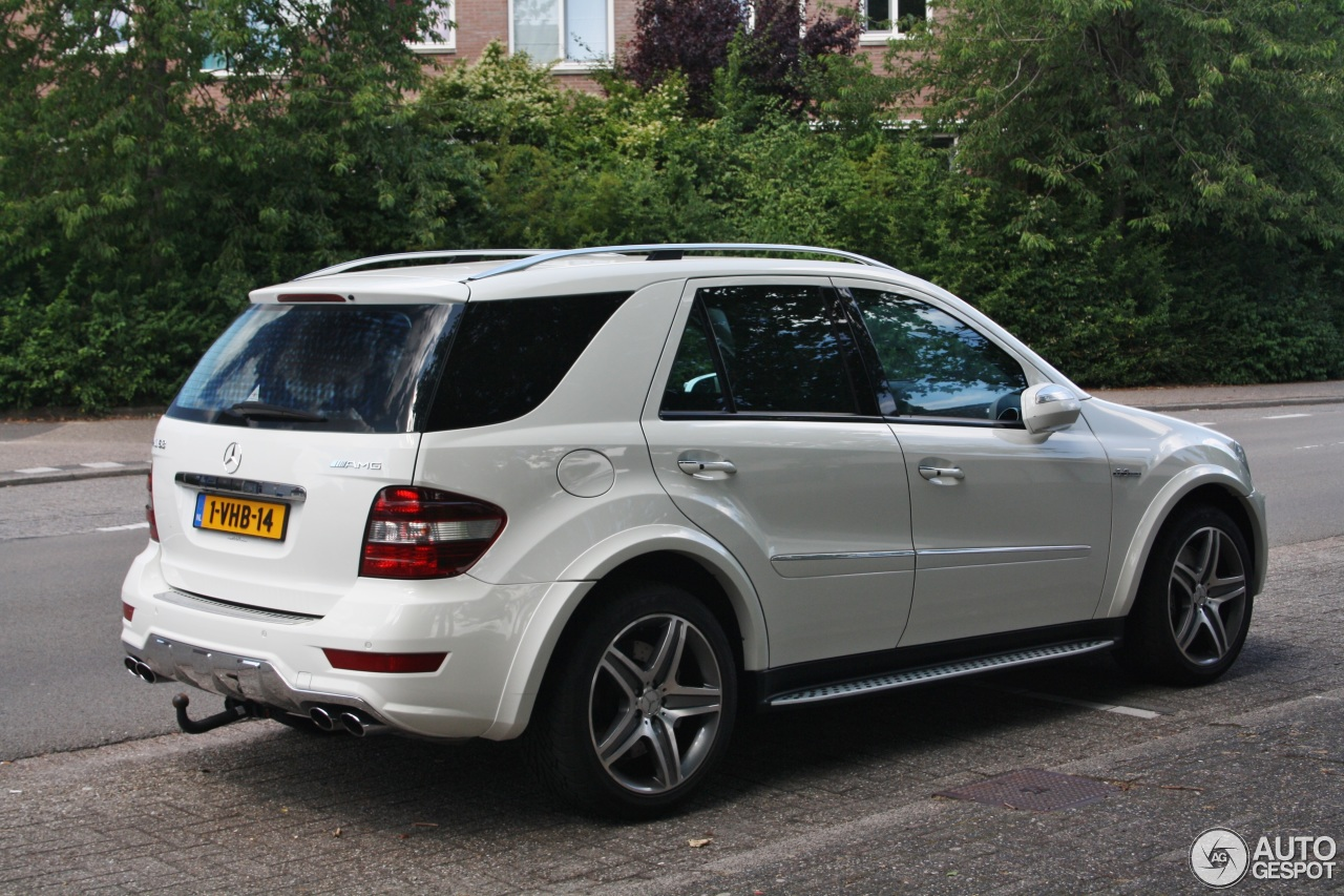 Mercedes Benz Ml 63 Amg W164 2009 19 Juli 2013 Autogespot