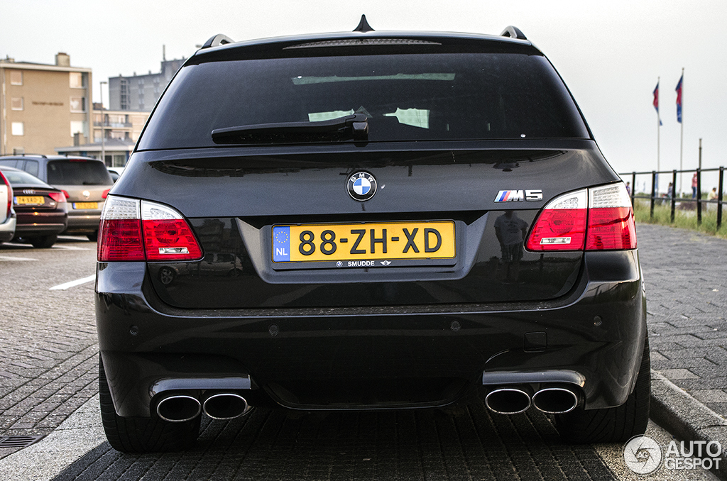 BMW M5 E61 Touring - 20 July 2013 - Autogespot