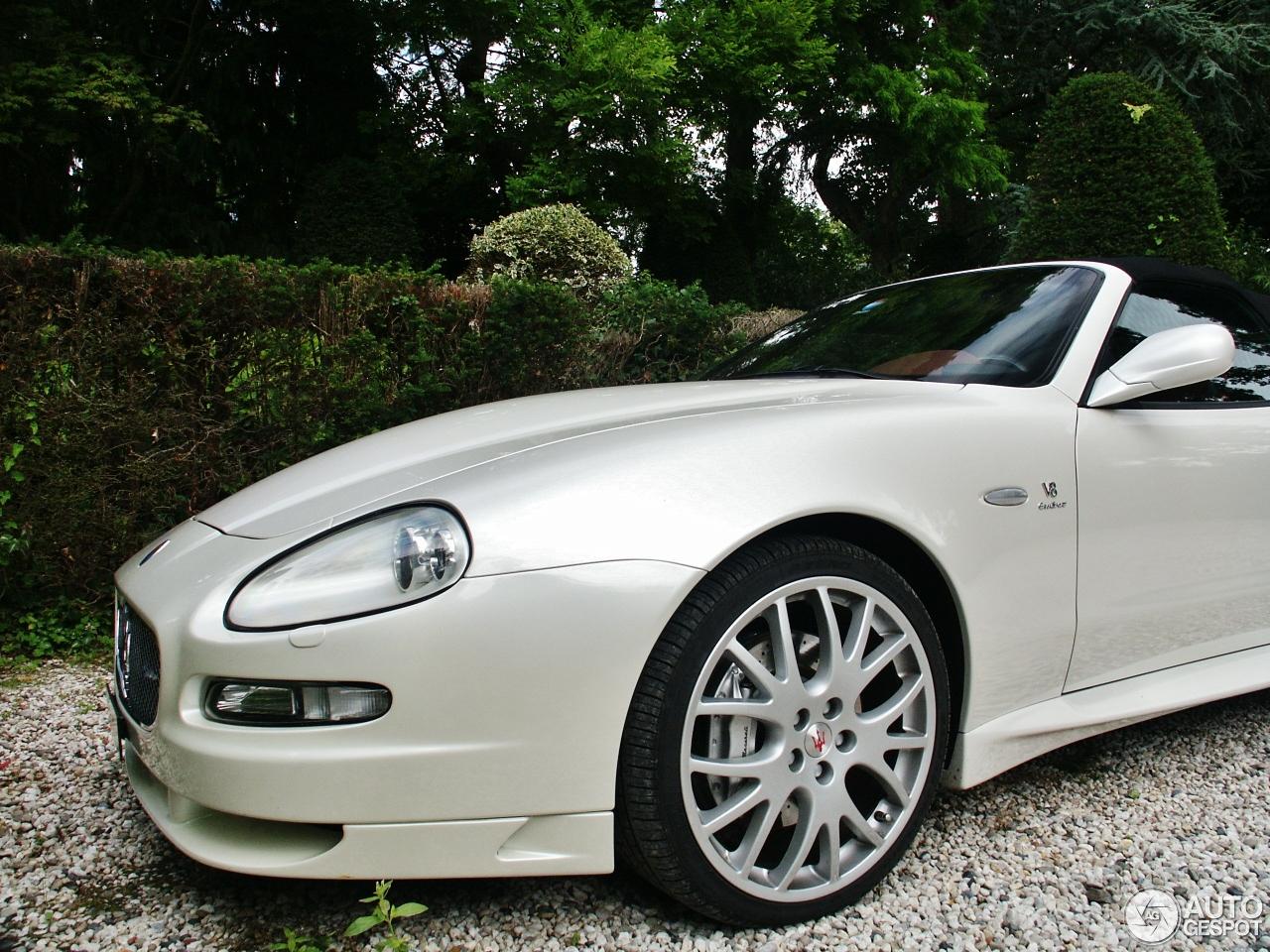 Maserati GranSport Spyder - 21 July 2013 - Autogespot