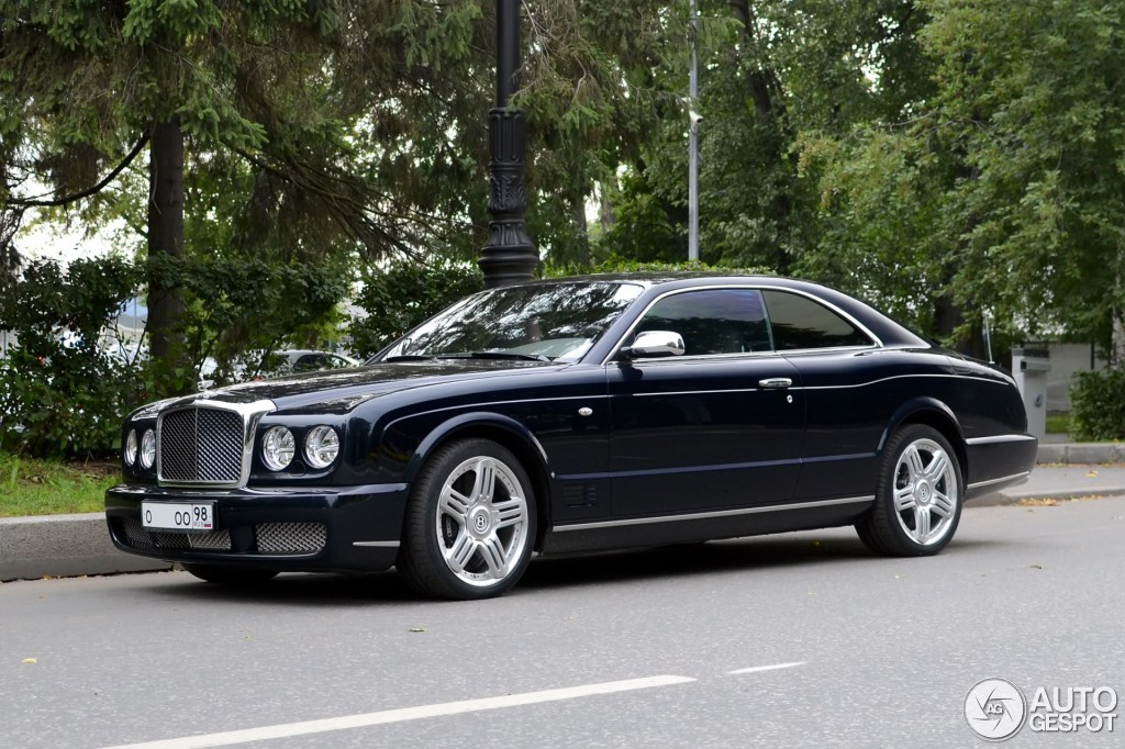 Bentley Brooklands 2008 24 July 2013 Autogespot
