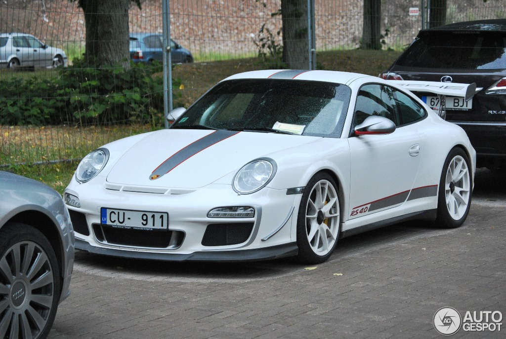 porsche 997 gt3 rs 4 0 24 july 2013 autogespot. Black Bedroom Furniture Sets. Home Design Ideas