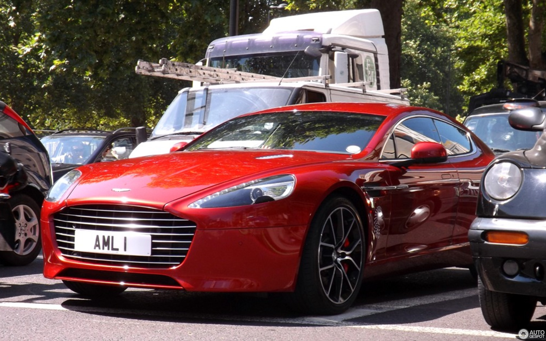 Aston Martin Rapide S 25 Juli 2013 Autogespot