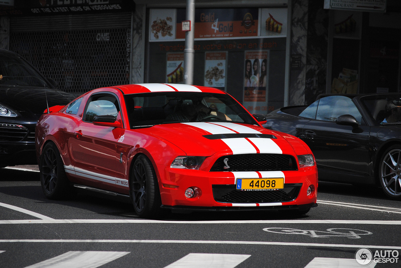 Ford Mustang Shelby Gt500 2010 Wengler Racing 26 July