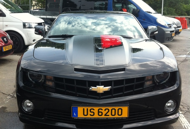 Chevrolet Camaro SS 45th Anniversary Edition