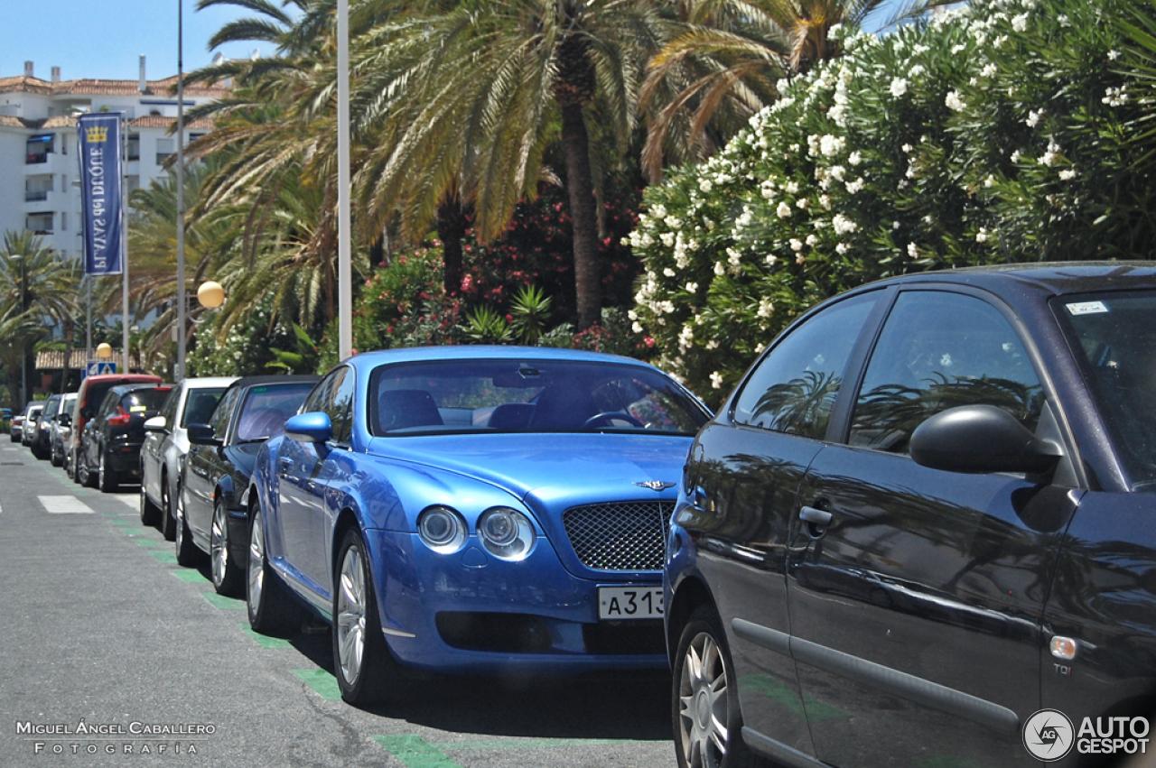 Bentley Continental GT - 29 July 2013 - Autogespot